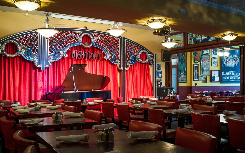 Nighttown Cleveland—Music Room