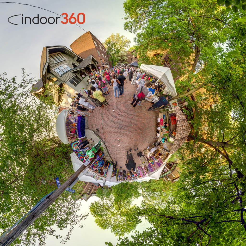 Hessler Street Fair 2015 Little Planet
