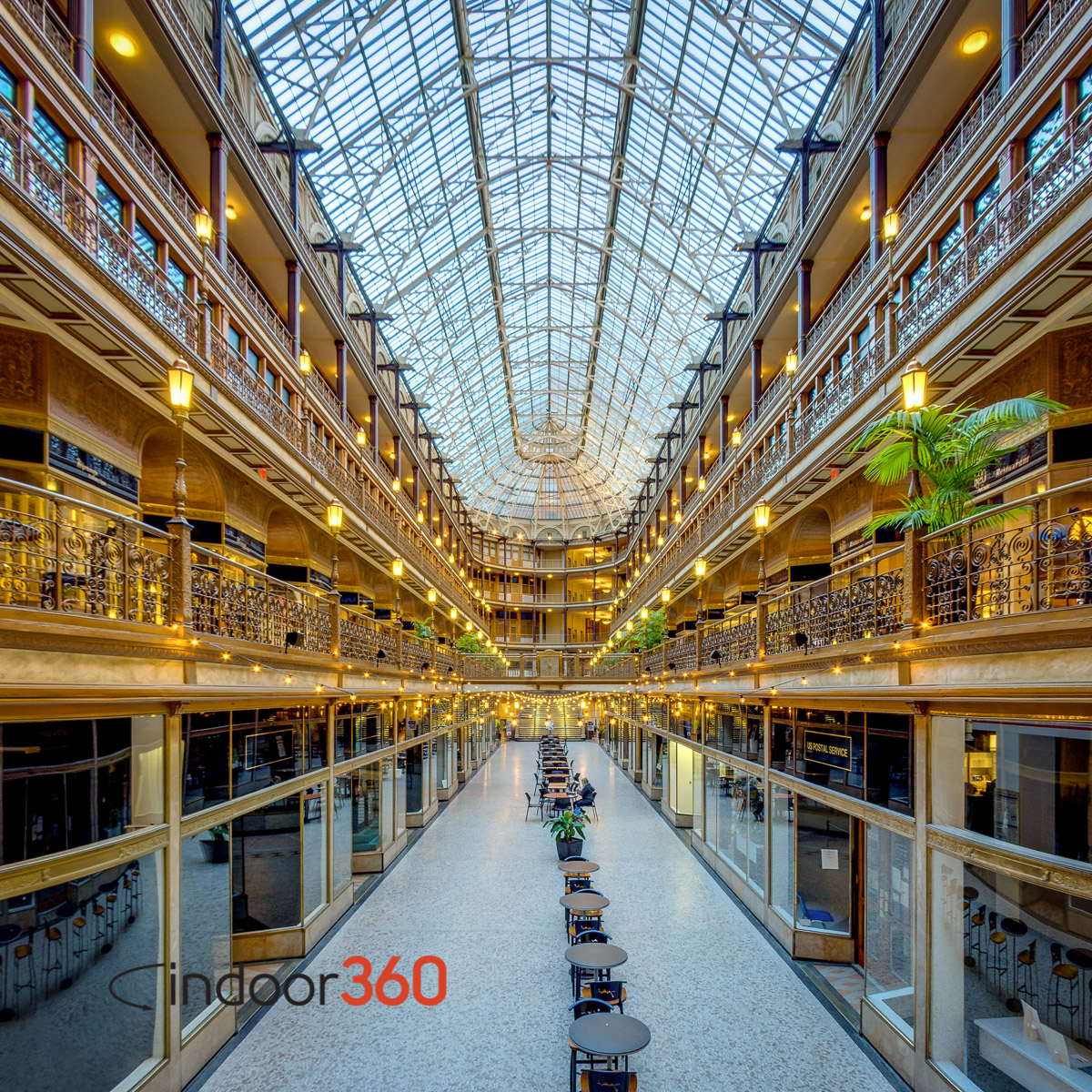Preview image of the Arcade in Cleveland, Ohio